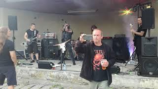 Video Temný rituál - KRAANGGG! STOMP! AND DIE! (Dobrotice)