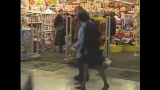 False Shoplifter Prank