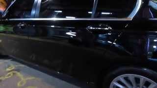 BMW 740 Li : Wetlook NanoProtection By VIREO-Gloss Guard Casablanca (Morocco)