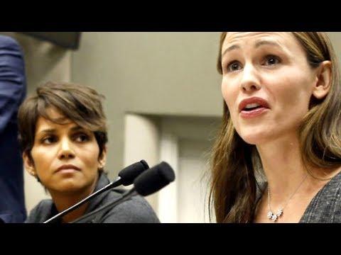 Halle Berry, Jennifer Garner Fight Back Against Papparazzi