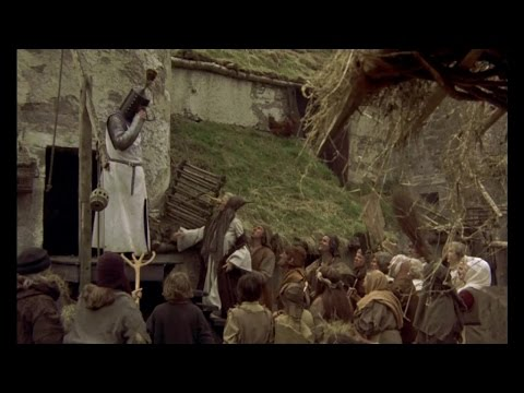'Monty Python And The Holy Grail' 40th Anniversary Official Trailer