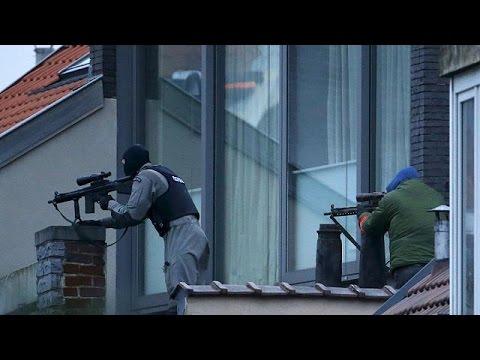 Βέλγιο: Νεκρός ένας ένοπλος- 4 αστυνομικοί τραυματίες