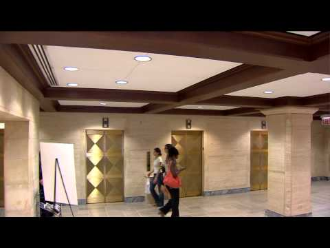 THE PAT-DOWN: Elevator Etiquette Video
