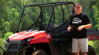 3. UTV Reviews: Ranger 500 EFI