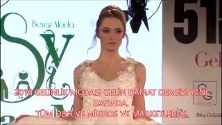 Biba Gelinlik - 51 Moda Evi - Gelin Damat Fashion Day 2016