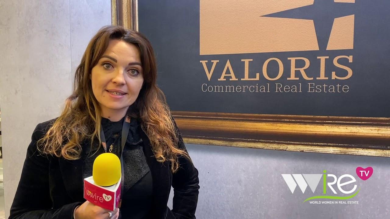 Juliette Caudard CEO de Valoris Immobilier