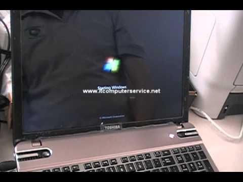 Toshiba - How to boot your Toshiba Satellite P855 laptop from CD or DVD*** Below is the link on how to create the Windows 8 restore disk https://www.csd.toshiba.c...