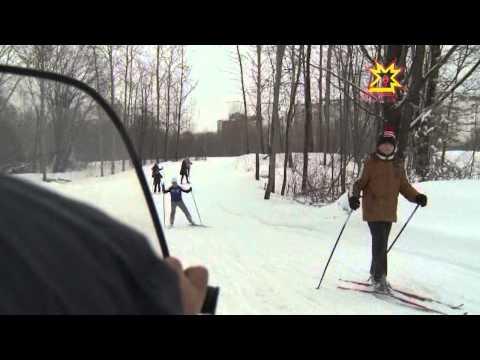 В эти выходные в России пройдут традиционные соревнования «Лыжня России»