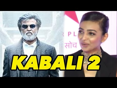 Radhika Apte Reveals On Kabali 2