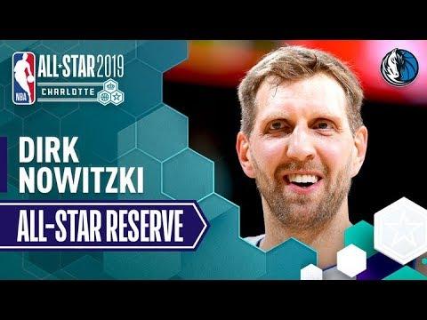 Video: Best Of Dirk Nowitzki 2019 All-Star Reserve | 2018-19 NBA Season