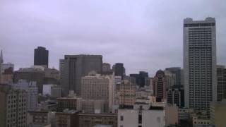 Timelapse Monday May 18, 2015