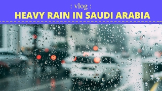 Hello Guys ! This weekend was full of heavy rain in saudi arabia and we some how managed to drive Riyadh.Heavy Rain in Saudi arabia continued on Thursday, with heavy Rain in Saudi Arabia downpours throwing traffic out of gear in many parts of the city, and substantially bringing down the temperature.Huge traffic snarls were seen on the Khurais Road and King Fahad Road. The presence of traffic police at strategic points helped in streamlining the traffic, which moved slowly but steadily.The continued inclement weather also saw a cold spell return to the capital region.From the relatively warm weather during the week, the minimum temperature plummeted to single digits at the weekend and early this week.According to Arab News forecast clouds and thunderstorms with moderate to heavy rain on Thursday, leading to substantial drop in the mercury level yet again.The Civil Defense department cautioned city dwellers to exercise restraint while driving and take maximum precautions against the inclement weather conditions.It further urged residents to avoid going to valleys and low-lying areas facing Heavy Rain in Saudi Arabia.Thanks for watching ...Please share , comment , like and subscribe if you havn't.Social media links :https://www.facebook.com/abdul.baseer32https://www.instagram.com/bashyboy32/?hl=enMusic Credits:Song: Voicians - Seconds [NCS Release]Music provided by NoCopyrightSounds.Video Link: https://youtu.be/8cuMg3HqxzoDownload Link: http://ncs.lnk.to/Seconds