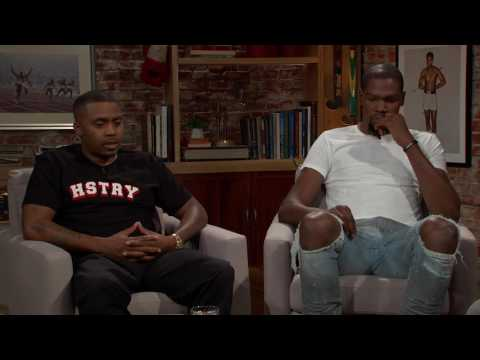 Kevin Durant and Nas on Politics in Sports (HBO)