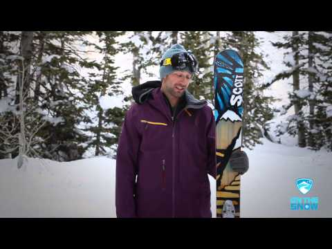2014 Scott Scrapper Ski Overview