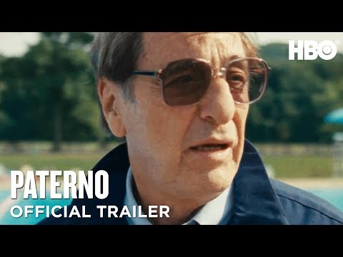 Paterno (2018) Official Trailer ft. Al Pacino | HBO