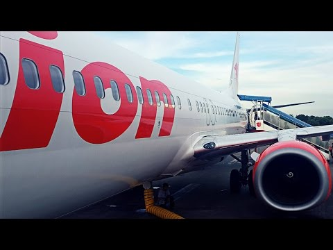 Flight Report | Lion Air Jt983 Surabaya To Medan