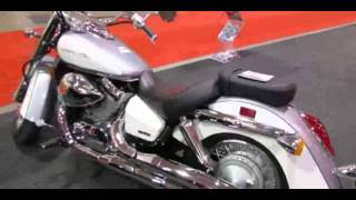 9. 2014 Honda Shadow Aero VT750 Walkaround