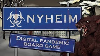 """Nyheim Steam Mobile Games For Kids - Let's Play Nyheim Steam Gameplay #nyheimNyheim - Digital Pandemic Board Game Released!""""A pandemic has pushed my children to the brink of extinction. But humanity will not go into the night. They will fight, they will rebuild, they will nurse me back to health. And I will give them a new home."""" - The city of Nyheim Nyheim is a digital single-player board game about rebuilding society after a pandemic. Lead the efforts with a party of survivors. Roll dice, play cards, manage your supplies, complete tasks and avoid threats of the post-pandemic city. Make Nyheim the new home of humanity! """"Board games are fun. Cards and dice are fun. So why abandon those just because your media is digital?"""" - Jesse Passoja, designer """"A perfect game to chill out and listen some podcasts!"""" - Pekka Rihko, a fan Nyheim fuses the approachable gameplay and aesthetics of a board games to the easy useability of digital games to a strangely captivating experience. Procedurally generated dice and card-based gameplaySingle-player permadeath gameUnlockable aspects of NyheimMultiple endings, both good and bad"""