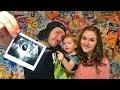 BABY #2  (pregnancy announcement)