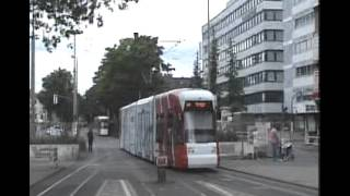 Krefeld Germany  City new picture : GERMAN TRAM SYSTEMS - KREFELD AND DUISBURG