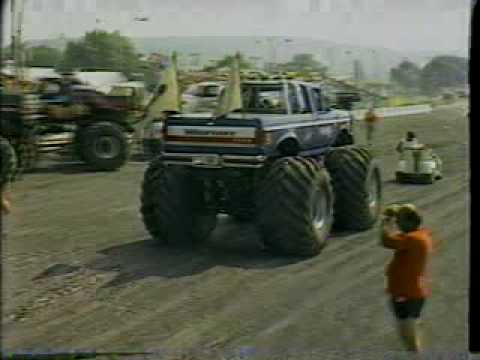 Bigfoot 4x4 Back in The Day