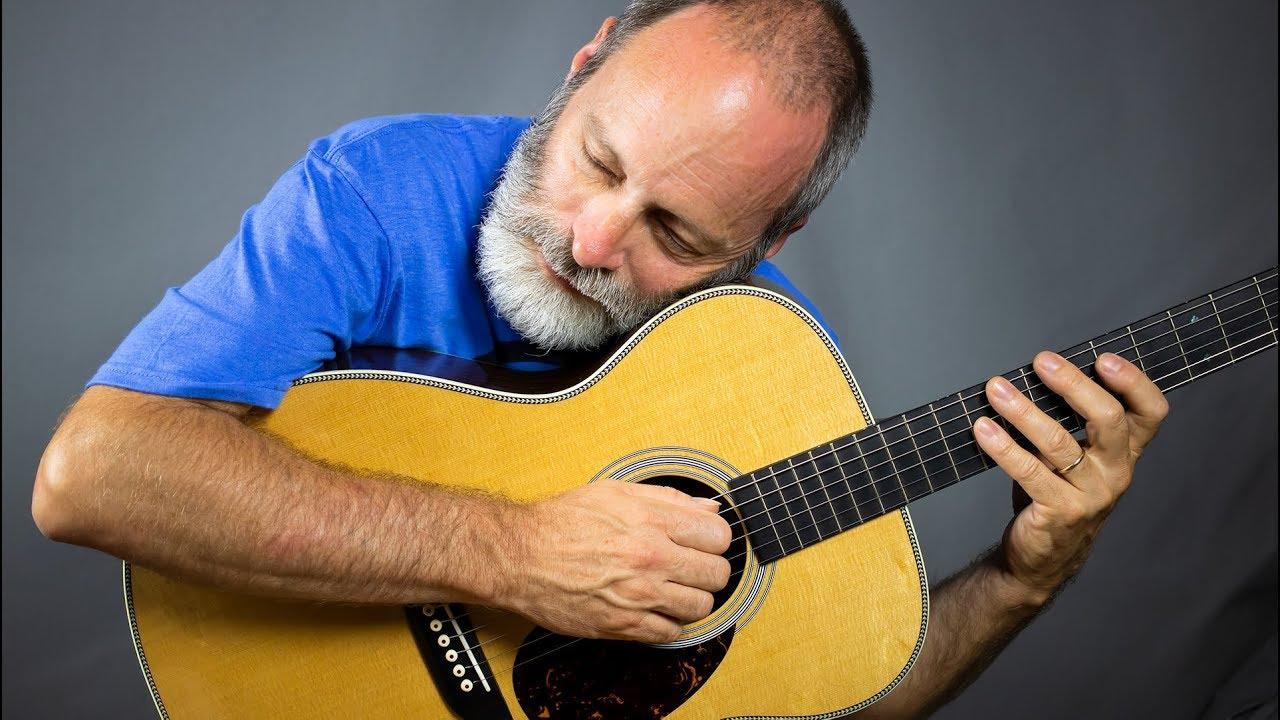 Martin OM-28 Does Acoustic Ambient Guitar Meditation