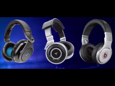 Beats Pro vs Sennheiser HD8DJ vs AKG K267 Tiesto DJ Headphone Review