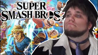 Smash Bros. is not a REAL Fighting game!! – Sephirothsword57 Review
