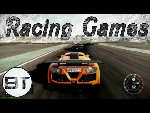 Top 10 Racing Games Android/IOS (Multiplayer Online) (Best Mobile Racing Games)