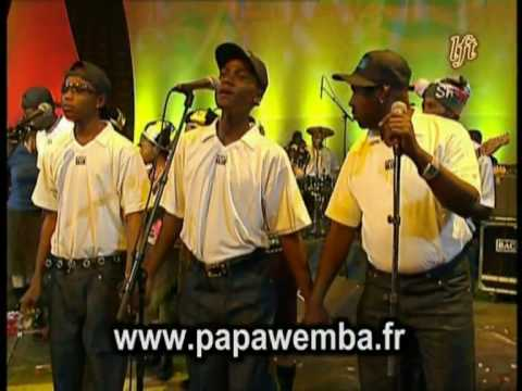 PAPA WEMBA A BERCY : SALA NA YO YAWEH