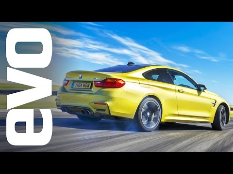 BMW M4 vs Porsche 911 Carrera | evo TRACK BATTLE
