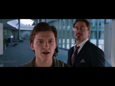 Spider-Man: Homecoming Ending Scene