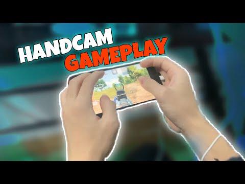 Best 5 Finger Player & Gyroscope | Handcam Gameplay | PUBG MOBILE