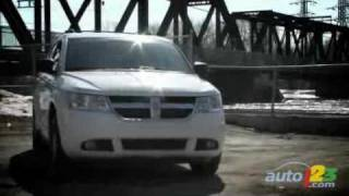 2009 Dodge Journey SE Review By Auto123.com