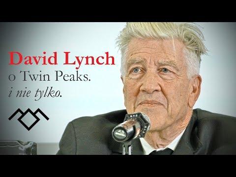 David Lynch 'WYJAŚNIA' nowe Twin Peaks i nie tylko | Camerimage 2017