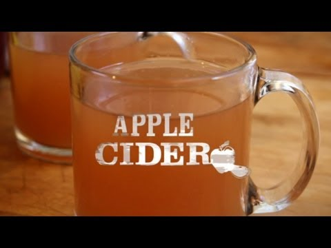 Cider - Hey baby, it's cold outside. Warm yourself up with this delicious homemade apple cider recipe, courtesy of the Tastemade original series,