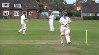 Templepatrick United Kingdom  city photo : Village cricket fail
