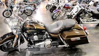 9. 2013 Harley-Davidson FLHR-ANV Road King® 110th Anniversary Edition