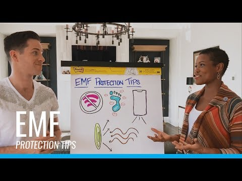 4 Tips for EMF Protection in the 21st Century