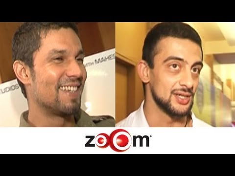 Randeep Hooda recommends Arunoday Singh for Karan Johar's next