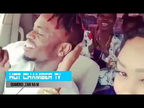 Video Nyimbo mpya ya Diamond yawaunganisha Zari na Mama Diamond, Angalia wanavyocheza download in MP3, 3GP, MP4, WEBM, AVI, FLV January 2017