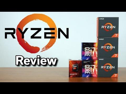 AMD Ryzen 7 - Launch Review