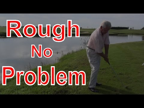 Gravity Golf Lesson – Hitting From The Deep Rough
