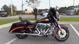 10. 2010 Harley CVO Street Glide for sale