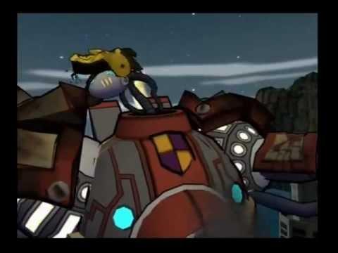 Ben 10 Protector Of Earth - Parte 5 - Español