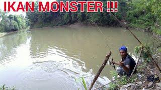 Download Video Pancing Hampir Patah, Karna dapat Ikan Besar MP3 3GP MP4