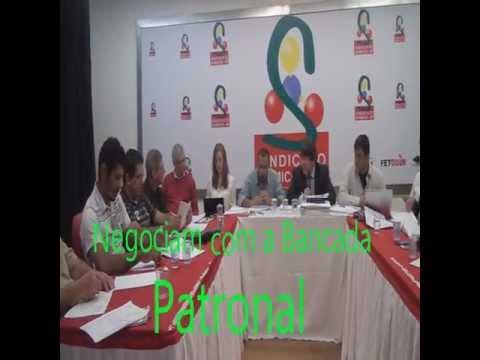 Farmacêuticos Negociam com a Bancada Patronal em 22-03-2013