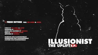 """Romania's Illusionist Teams Up With The 49ers and Awon for """"Fresh Rhymes"""""""