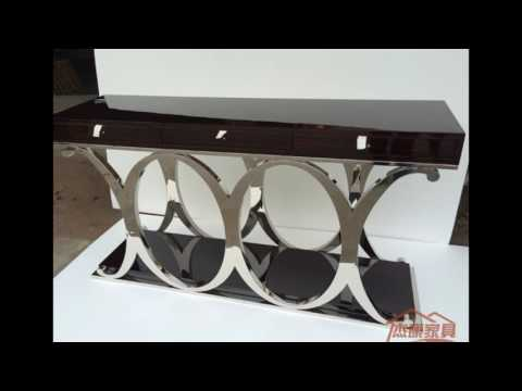 Stainless Console Table