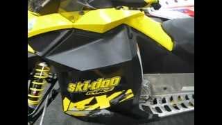 10. 2011 Ski Doo MXZ 600 ACE
